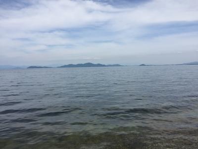 琵琶湖の梅雨