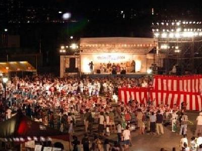 琵琶湖マザレ祭